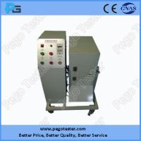 Wholesale China Supplier Calibrated Environmental Testing Equipment BS1363.1 Tumbling Barrel Testing Machine from china suppliers
