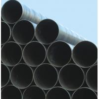 Buy cheap Q195 - Q345 Carbon Steel GB/T3091 9948 T81 SSAW Welded Steel Pipe ISO BV SGS from wholesalers
