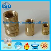 Wholesale Brass Knurled nuts,Knurled brass insert nut,Brass knurled insert nut,Stainless steel knurled nuts,Brass knurled nut from china suppliers