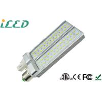 Wholesale Aluminum Pure White SMD5630 12W LED PL Bulb G24 E27 LED Lamp 1200 lumen 80ra from china suppliers