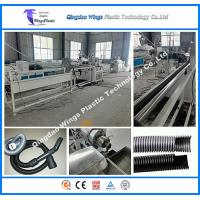 Wholesale PVC EVA spiral flexible pipe machine Vacuum cleaner hose production line from china suppliers