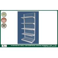 Wholesale Light Duty Wire Mesh Metal Single sided Supermarket Shelf Rack Display Equipment from china suppliers