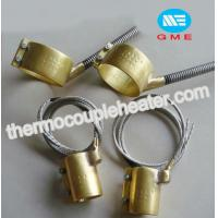 Wholesale Heating element Electric Band heater Brass Nozzle Band Heater for injection moulding machine from china suppliers