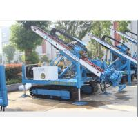 Wholesale XITAN MDL-150D Crawler Anchor Drilling Rig (Water well drilling machine Piling single/double/triple tube) from china suppliers