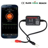 Wholesale Bluetooth 4.0 Professional Diagnostic Tools Wireless Battery Tester for Android & IOS monitor from china suppliers