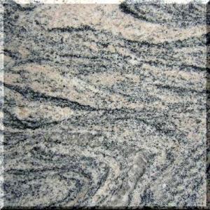 Wholesale Polished juparana Granite Kitchen Countertop , Beveled / bullnose granite tile from china suppliers