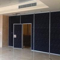 Wholesale Commercial Operable Sound Proofing Wooden Partition Wall With Aluminum Frame from china suppliers