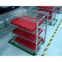 Wholesale Adjustable NSF Hospital Drugstore Display Storage Bin Rack from china suppliers