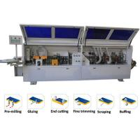 Wholesale PVC edge banding straight full automatic edge banding machine KC307P with pre-milling function from china suppliers
