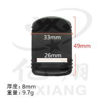 Quality Plastic Fidlock Magnetic Slide Release Buckle for sale