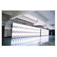 Wholesale Advertising 4 mm pp Indoor Full Color LED Display Panel 1.6 mm Thickness PCB Iron Cabinet from china suppliers