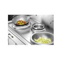 Wholesale 380V Stainless Steel 304 Induction Freestanding Cooker With Knob Switch from china suppliers