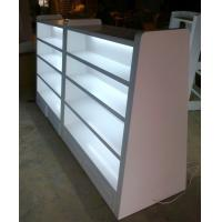 Wholesale Steel Or Wood Department Store Gondola Display Stands Supermarket Equipment from china suppliers