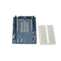 Wholesale Prototyping PCB Prototype Shield UNO R3 ProtoShield With Mini Breadboard from china suppliers