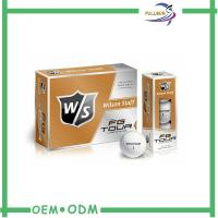 Buy cheap Recycled Handmade Biodegradable Golf Ball Packaging Box For Skin Care Cream from wholesalers