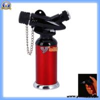 Wholesale Stylish Refillable Butane Gas Jet Flame Torch Lighter (13006941) from china suppliers