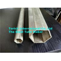 Wholesale Hexagonal Special Steel Pipe 50mm Seamless Stainless Steel Tubing from china suppliers