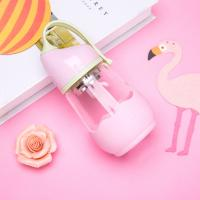 Quality Cute 360ml Volume Anti Colic Baby Glass Water Bottle Pp Lid Eco - Friendly for sale