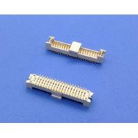 Wholesale DF13 1.25mm Pitch PCB Connectors Wire To Board With Double Row 2 - 30 Poles from china suppliers