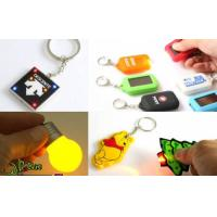 Wholesale LED Promotion Solar Keychain from china suppliers