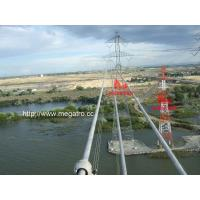 330KV cross-river double circuit tangent tower