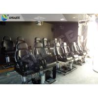 Wholesale Movie Theater Equipments 3 DOF Motion Chair 1 / 2 / 3 Seats A Group 5D Cinema System from china suppliers