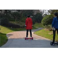 Wholesale Two Wheels Handsfree Electric Scooter , Smart Balance Wheel Hoverboard from china suppliers