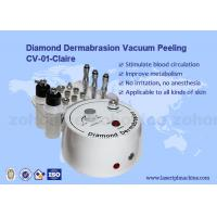 Wholesale 3 in 1 skin care Vacuum Spray Diamond Micro Dermabrasion skin peeling machine from china suppliers