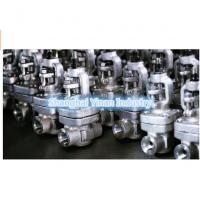 Buy cheap API 602 Industrial Forged Steel Gate Valves 1/2