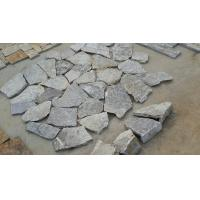 Wholesale Natural Stone Fieldstone Stone Veneer Grey Slate Irregular Random Culture Stone Veneer from china suppliers