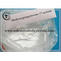 Wholesale MPA Female Hormone Medroxyprogesterone Acetate 71-58-9 USP34 Progesterone from china suppliers
