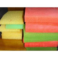 Wholesale Dustproof Mesh Air Filter Foam Sheets , Polyurethane Cutting Sponge Foam Good hydrophilic from china suppliers