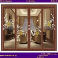 Wholesale 2015 best selling Balcony swing opening aluminum Bi-folding doors from china suppliers