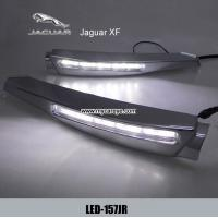 Wholesale Jaguar XF DRL LED Daytime Running Lights Car front light upgrade LED from china suppliers