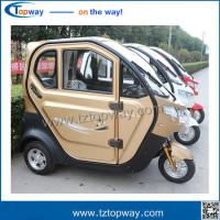 Wholesale loading weight 180kg driving speed 30km/h city electric tricycle mobility scooter from china suppliers