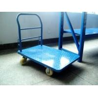 Buy cheap Heavy Metal Roll Container Collapsible / Warehouse Cargo Trolley from wholesalers