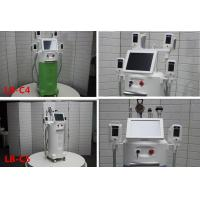 Wholesale High power cryolipolysis fat freezing machine for hospital / clinic , Handpiece control system from china suppliers