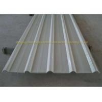 Wholesale 0.12mm - 0.8mm Color Coated Corrugated Metal Roofing Sheet Building Material from china suppliers