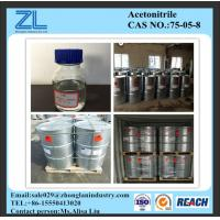 Wholesale Acetonitrile Acetonitrile  from china suppliers