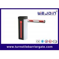 Wholesale Double Speed Intelligent Barrier Gate with LED Arm For Infrared Photocells from china suppliers
