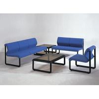 Wholesale modern sofa set, leather sofa, office sofa, metal sofa, #3022 from china suppliers