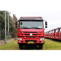 Wholesale 3825 + 1350mm Wheel Base Heavy Duty Truck Trailers / Dump Truck Sinotruk Howo 6x4 from china suppliers
