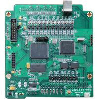 Wholesale 4 layers SMT PCB Assembly Service For Driver Control Board With HASL from china suppliers