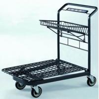 Wholesale Custom Unfolding Market Portable Shopping Cart  Heavy Duty Mesh Airline from china suppliers