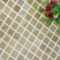 Wholesale Square Pattern Kitchen Backsplash Wall Tile , Stone Kitchen Backsplash Subway Tile from china suppliers