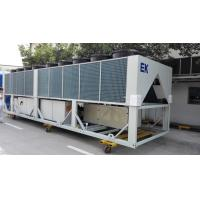 Buy cheap 400 Tons Dual - Screw Air Cool Chiller Semi Hermelic Chiller Air Cooled from wholesalers