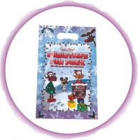 Wholesale Christmas Fun Pack Plastic Gift Bags With Handles Customized from china suppliers