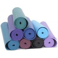 Wholesale High Density Non Toxic Pvc Yoga Mat Custom For Home And Gymnasium from china suppliers