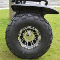 Wholesale High Speed Electric Mobility Scooter Parts Scooter Tyre , Aluminium Alloy Plated from china suppliers
