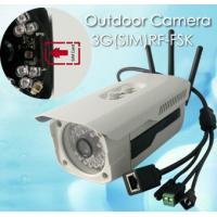 Wholesale 3G Outdoor IP camera with cloud server from china suppliers